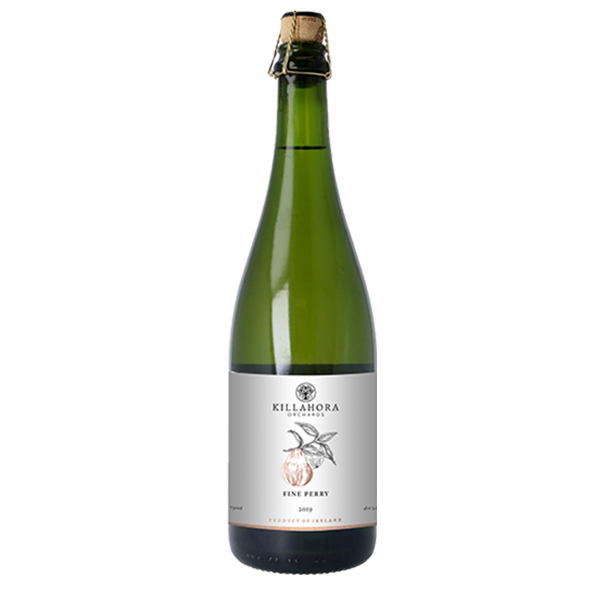 a product shot of Poire Fine Perry 2019 - killahora orchards & Cidery Cork Ireland