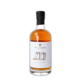 a product shot of POM'O Apple Port 2017 - killahora orchards & Cidery Cork Ireland